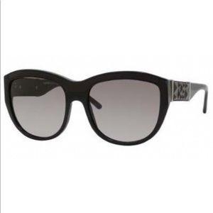 Valentino Black Studded Cat Eye Sunglasses #5748